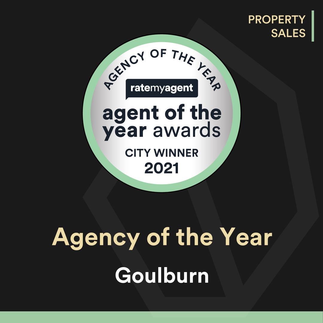RateMyAgent Awards 2021